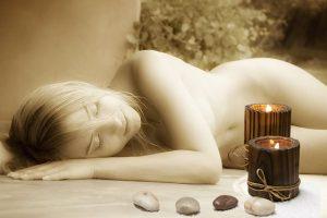sich als Frau empfinden, entspannen und geniessen