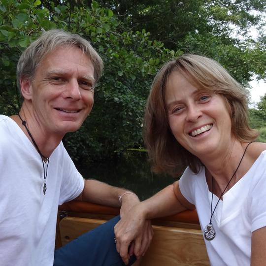 Jochen & Tamia - beweglich sein, Neues lernen und sich entwickeln im Sinn-Raum