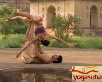 Yogasutra - eingespieltes Miteinander und Vertrauen ineinander